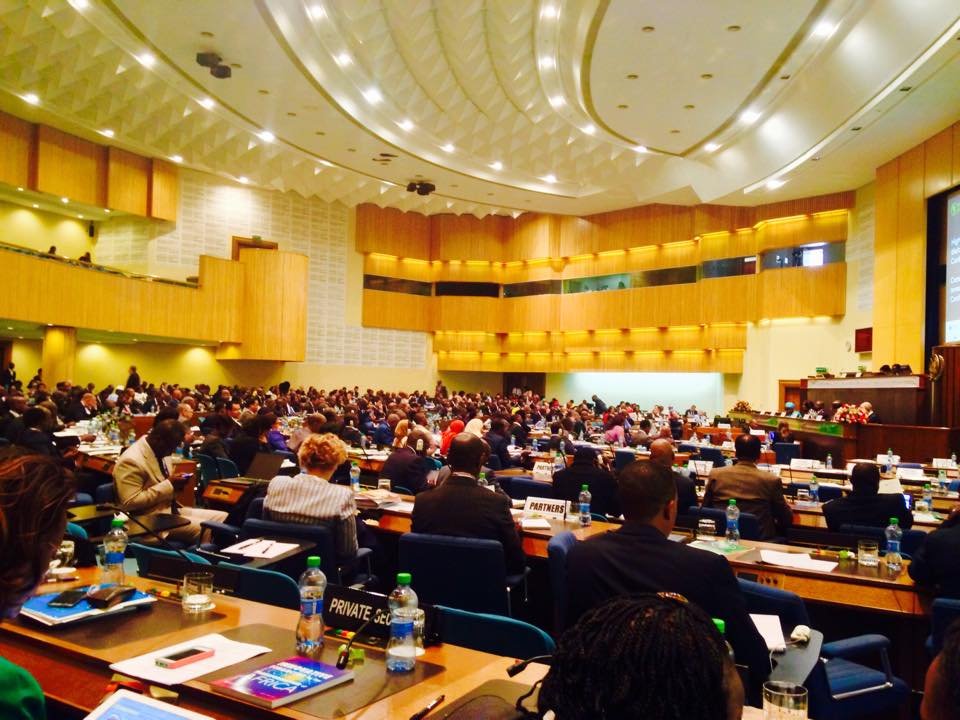 AU-ECA, Conference of Ministers 2015 Addis Ababa, Ethiopia