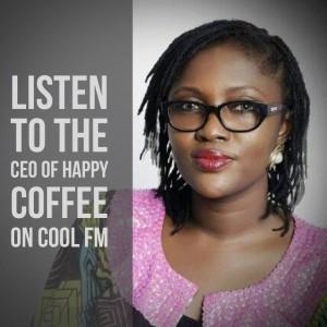 Happy Coffee Tony Elumelu