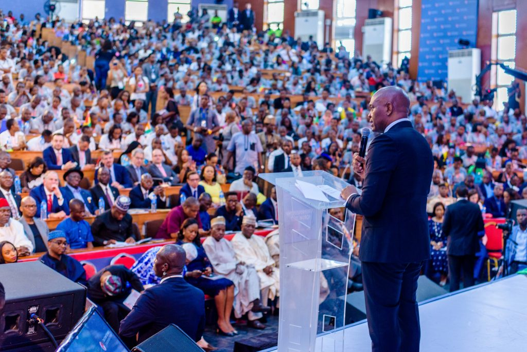 Launch of TEFConnect – World's Largest Digital Platform for African Entrepreneurs