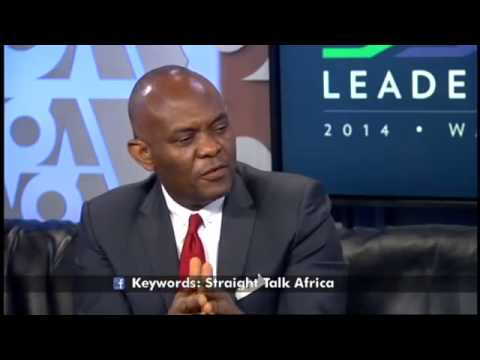 Tony Elumelu on His Foundation's Work With Entrepreneurs