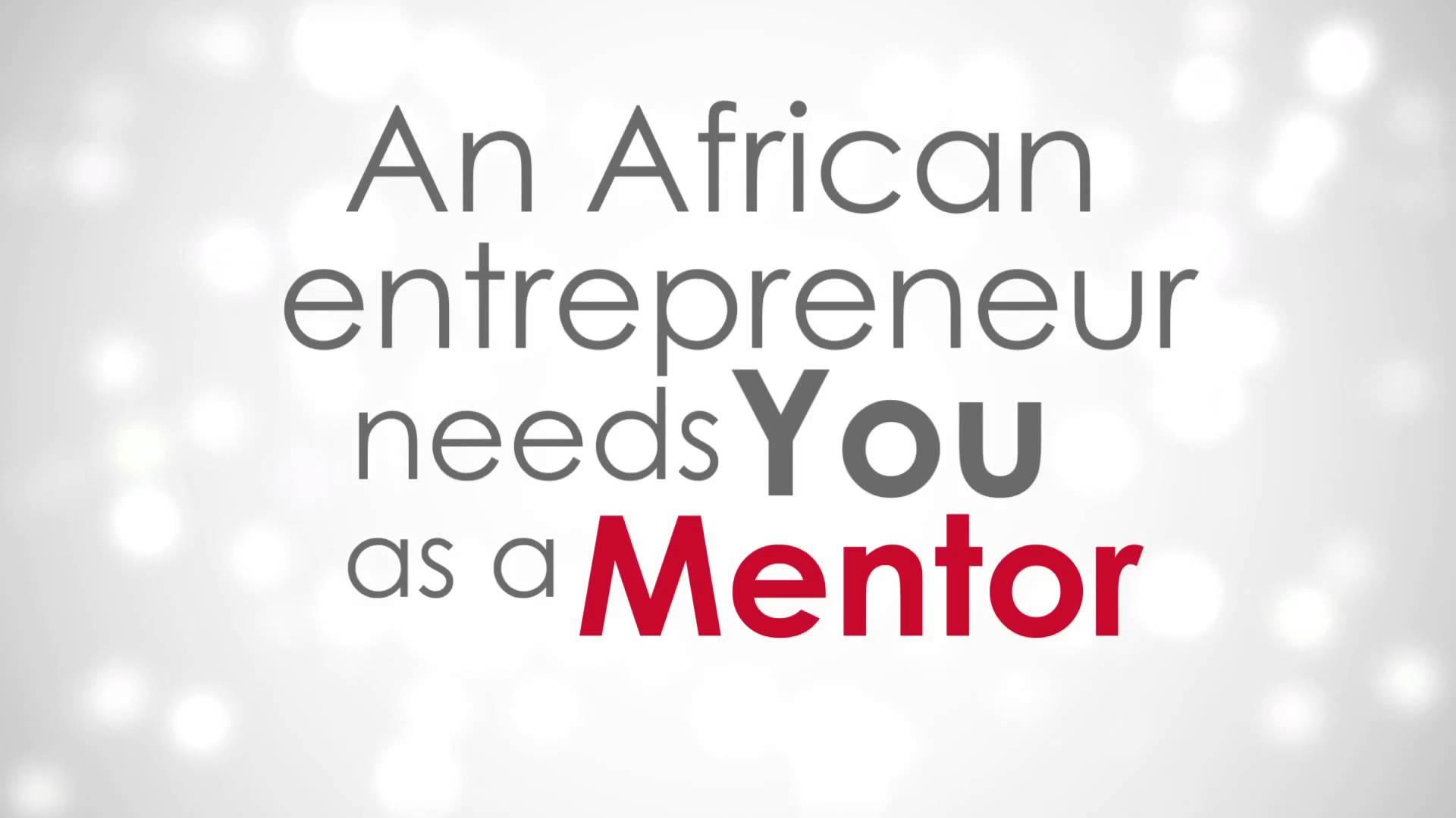A Call for Mentors