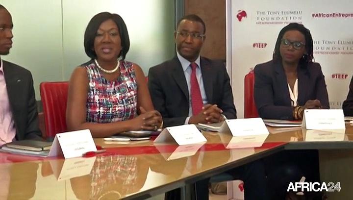 Africa 24: Nigéria, 1000 Entrepreneurs Pour la Croissance