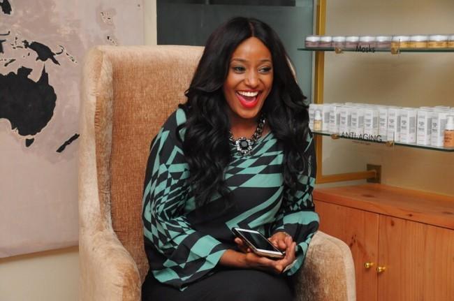 Joycee Awojoodu, Tony Elumelu Entrepreneur