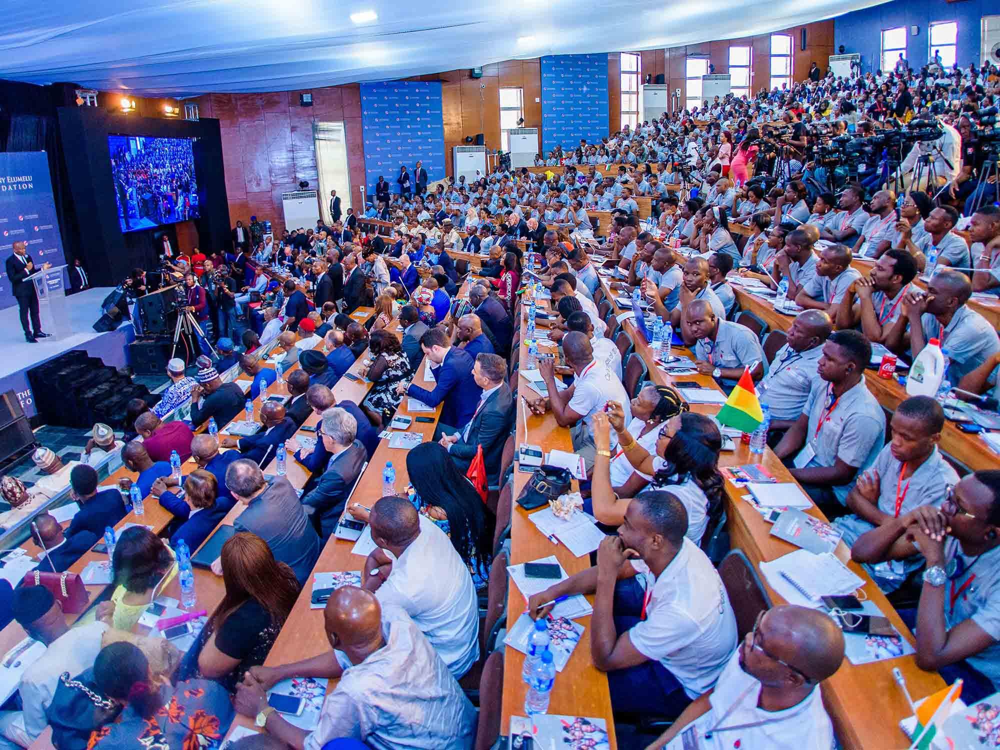 Tony Elumelu Foundation Shortlists over 3000 Entrepreneurs from